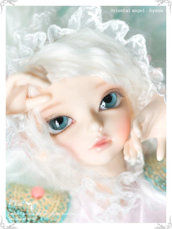 OUENEIFS Ryeon Minifee Fairyland Bjd 1/4 Body Model  Baby Girls Boys Dolls Eyes High Quality Toys Shop  Resin Anime