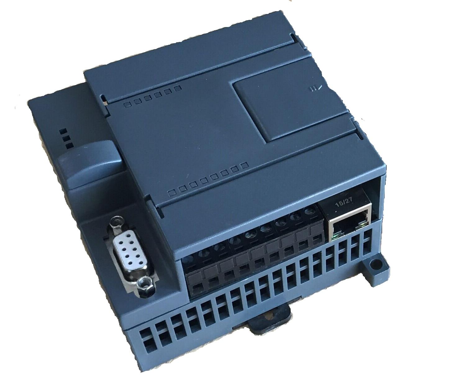 High Quality CPU224 PLC with Ethernet for S7 200 6DI 6DO 24VDC Modbus RTU TCP WinCC