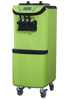 RY BK688CT 52 68L/H Commercial Vertical Electric soft ice cream machine/Ice cream maker for sale