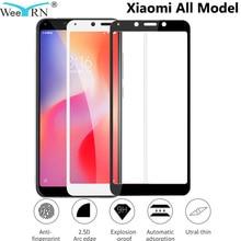 9H Protective Glass Film Xiaomi Redmi 6A 6 Pro Redmi Note 5 Pro 5A Prime Note 4X Screen Protector Tempered Glass Redmi 6 Pro 5A for xiaomi redmi note 4x tempered glass screen film
