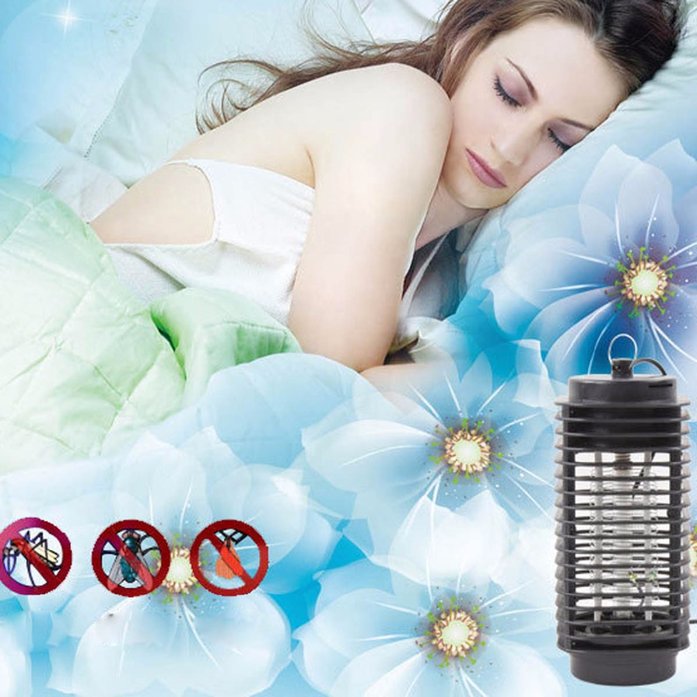 110V/220V Electric Mosquito Insect Killer Lamp Pest Moth Wasp Muggen LED Trap Lamp Anti Fly Repeller Bug Zapper Repellents