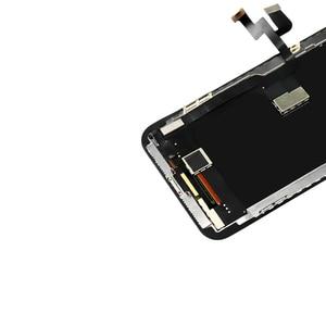 Image 2 - עבור iPhone X XS TFT OLED LCD תצוגת מסך מגע Digitizer עצרת עבור iPhone X OLED מסך לא מת פיקסל