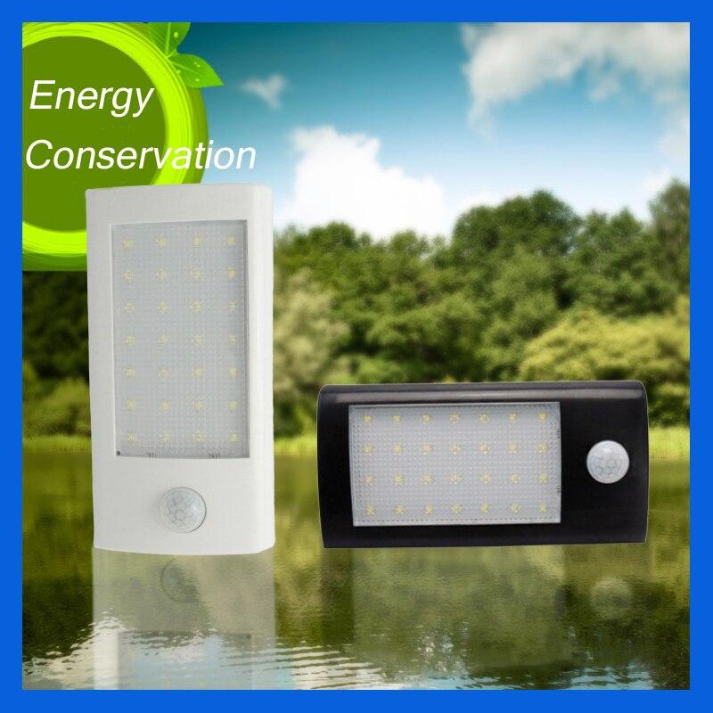 Из 2 предметов 28 светодиодный солнечный свет стены взаимодействия IP65 0,2 Вт/светодиодный свет Треугольники наружного освещения Светодиодный...