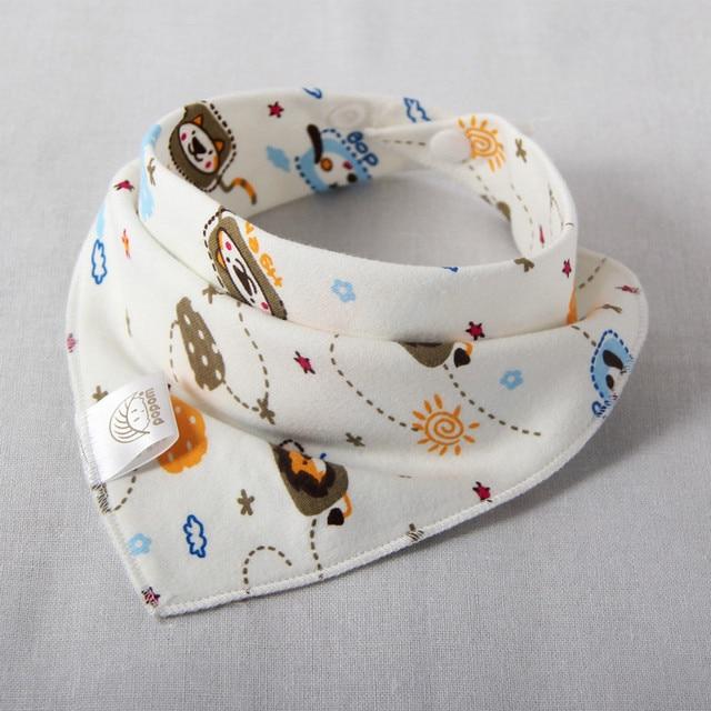 Новые хлопковые детские Babador бандана нагрудники для малышей шарф для мальчиков и девочек нагрудник Burp Полотна