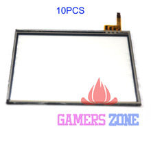10PCS Touch Screen Digitizer Replacement Repair Parts For Nintendo DS Lite DSL NDSL