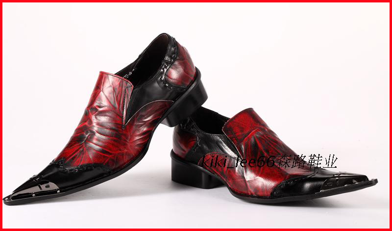 Calzado vintage Italia