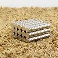 100 шт. диск 8x3 мм N50 неодимовый магнит Неодимовый 8 мм x 3 мм никель редкоземельных сильные магниты - фото