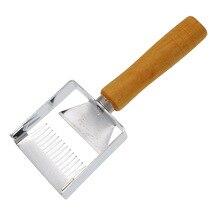 Apculture разворачивающая вилка железная медовая Расческа нож-скребок для пчеловодов деревянная ручка оборудование Apicultura разворачивающая вилка инструменты для пчеловодства