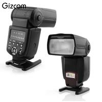 Gizcam Unversal Camera Photo Photography Speedlite Wireless Flash Slave Light For Canon DSLR SLR High Quality Brand