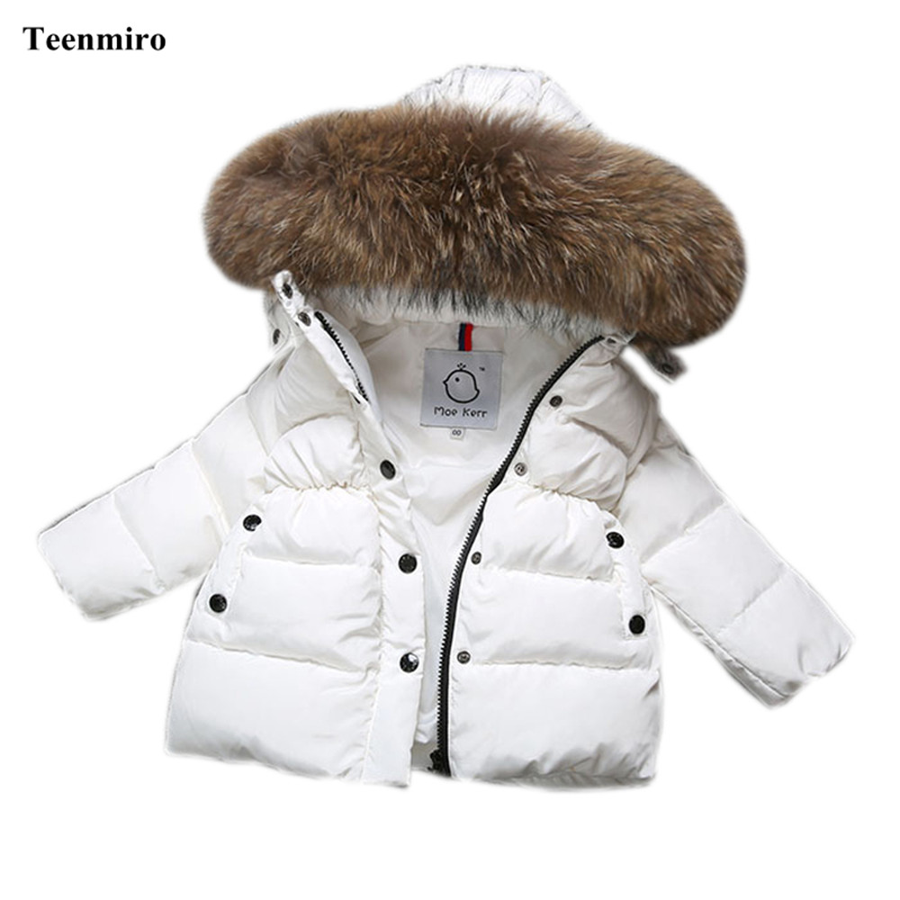 Baby Jackets for Girls 2018 Autumn Winter Jacket Coat Kids Warm Thick Hoodie Children Outerwear Coats Toddler Girl Boy Clothing winter girl children clothing thick jacket coats for toddler teenage kids girl clothes outfits windbreaker jacket outerwear coat
