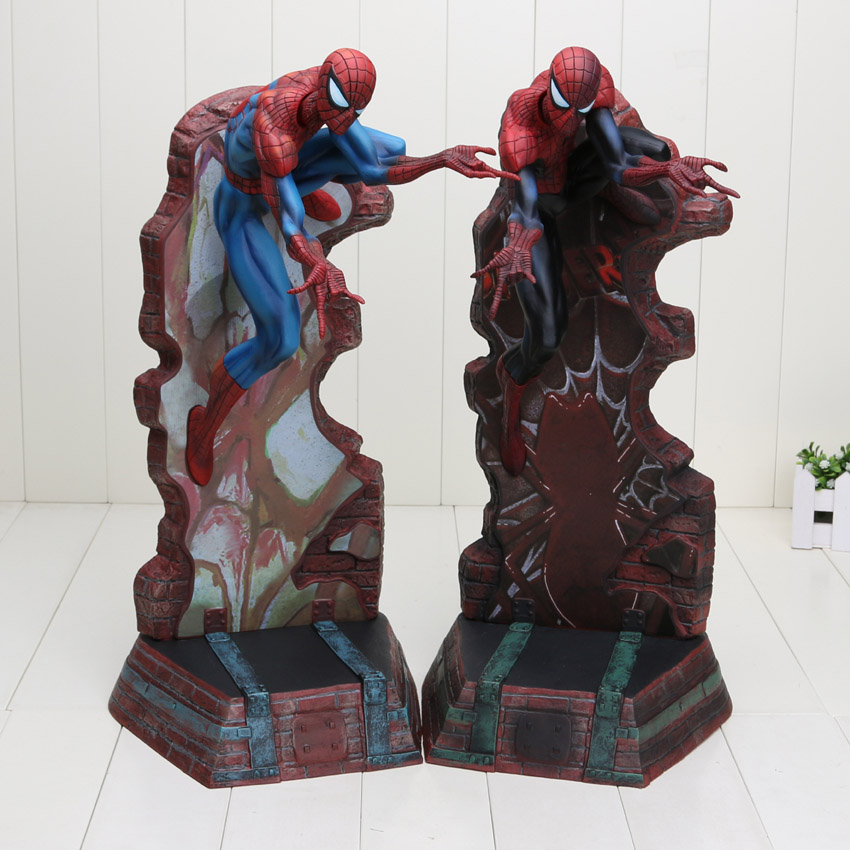 17.7'' anime Crazy Toys Spiderman The Amazing Spider man
