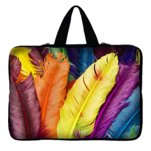 Image 5 - 9.7 10 12 13 15 17 inch laptop bag tablet sleeve cases  PC handbag 13.3 15.6 11 14 inch computer notebook cover For ASUS Acer HP