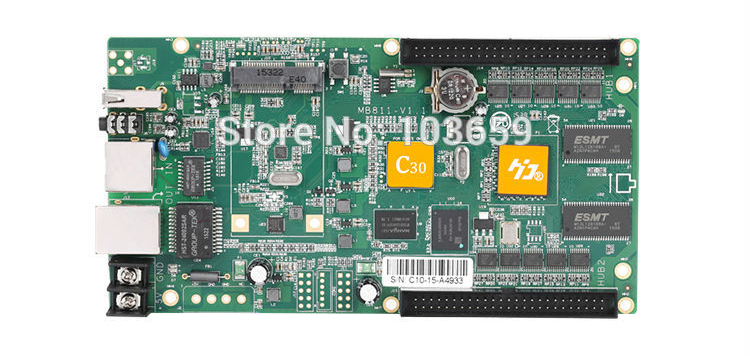 HD-C30 Full Color Control Card 02