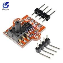 3,3-5 V Цифровой барометрическое давление воздуха Давление Сенсор модуль наполнения жидкой воды плата контроллера 0-40KPa для Arduino 3,3 V-5 V