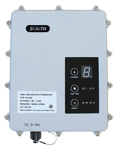 HX-U202 35 W Rádio Externo para South RUIDE LIXAR KLD RTK GPS