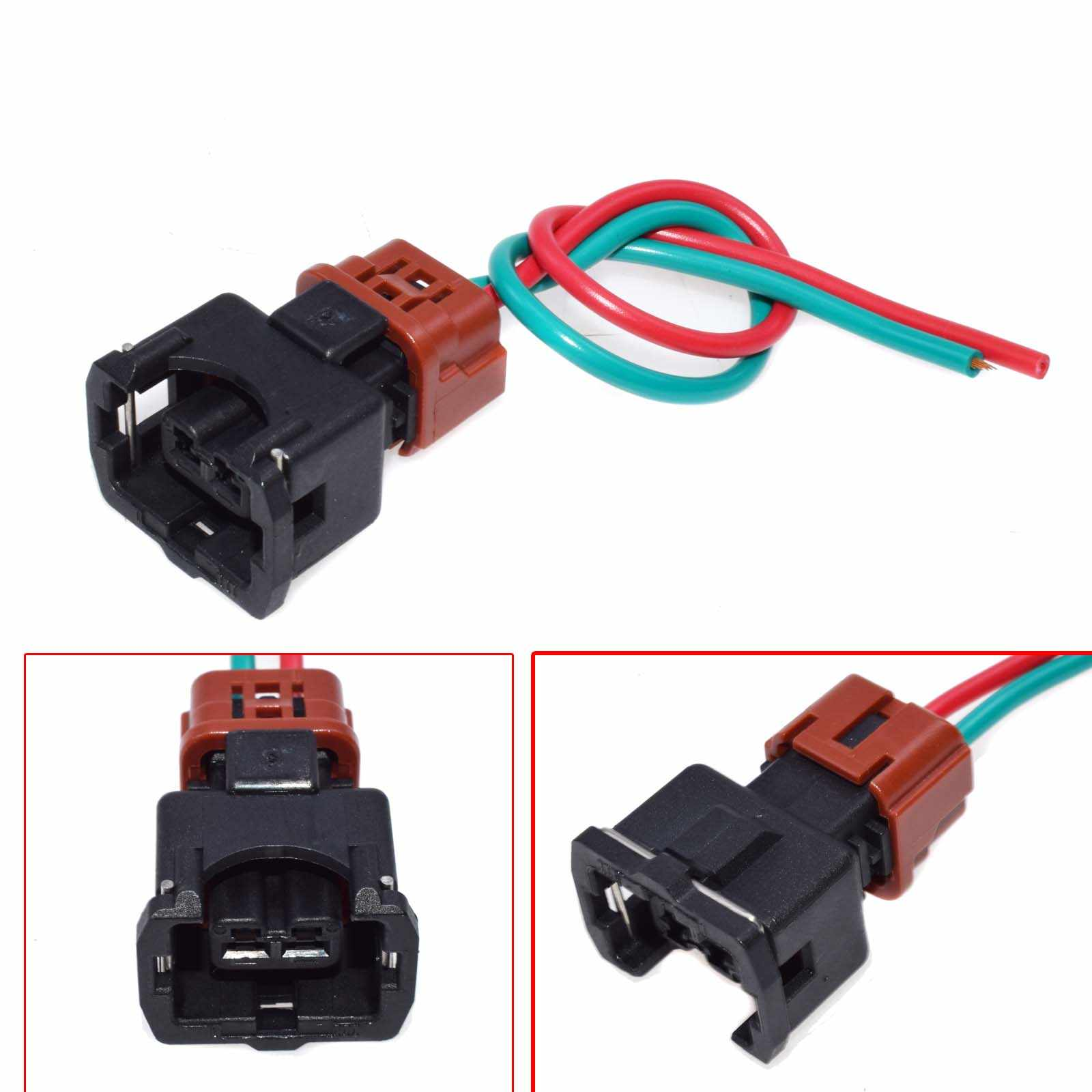 Fuel Injector Connector Clips Fits for NISSAN 300ZX Z32 90 ... on