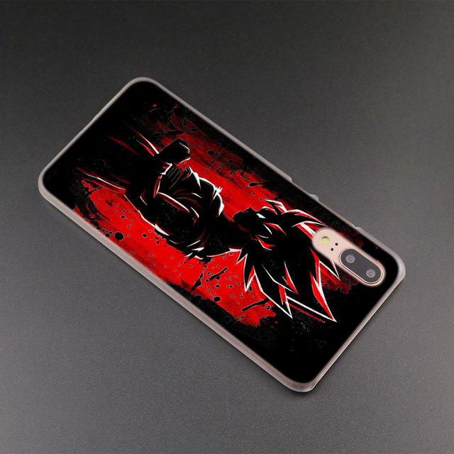 Dragon Ball Clear Case Cover for Huawei Models