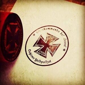 Image 1 - 19 versione diversa francobolli WW2 della SECONDA GUERRA MONDIALE Tedesco sigillo medaglia per Decorativo lettera regalo del mestiere