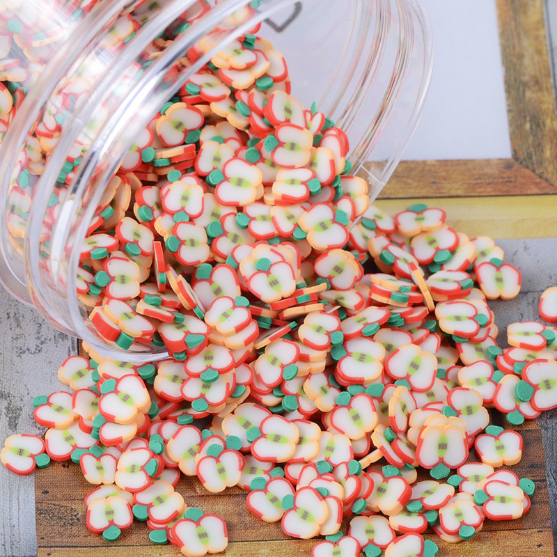 40g DIY Clay Fake Candy Sweets Simulation Creamy Sprinkle Decor For Phone Shell