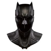DC Comics Мстители: Бесконечность войны Бэтмен 1:1 шлем носимых Косплэй Опора фигурку Коллекция модель игрушки X37