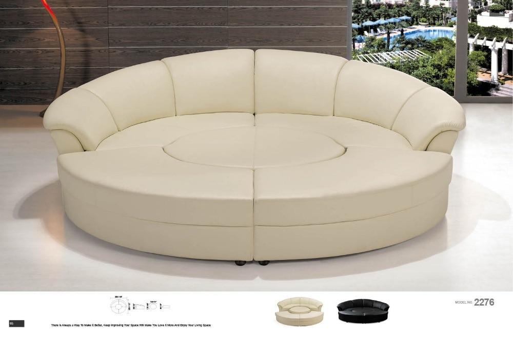 big round sofa chair