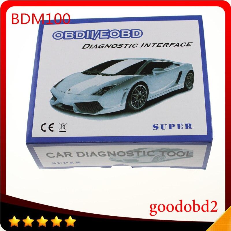 Автомобиль BDM100 супер ЭКЮ программист инструмент BDM 100 Универсальный считыватель/программист BDM100 Чип Tunning инструмент инструменты