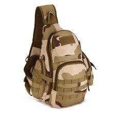 Outdoor Military Tactical Shoulder Backpack Trekking Camping Travel Hiking Bag