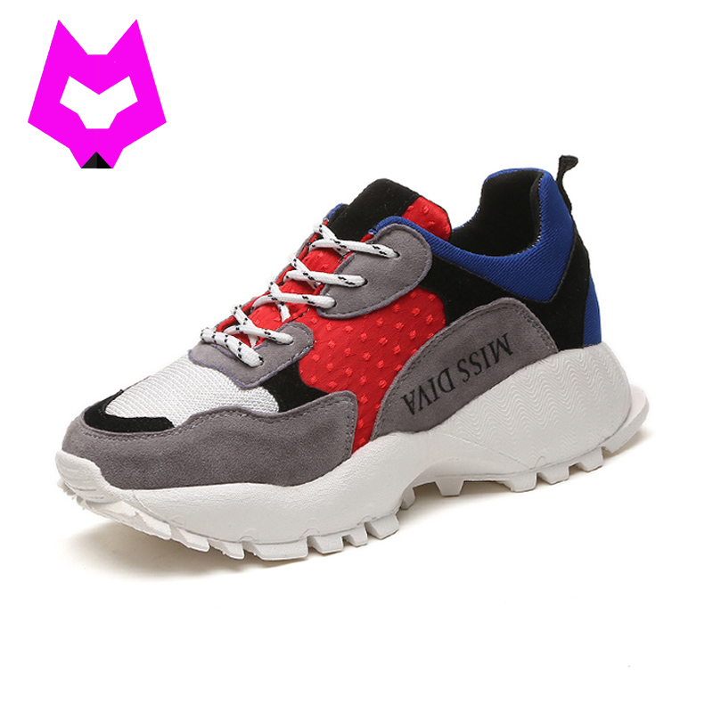 Tenis Feminino Sapato Women Casual Shoes Basket Femme Air Hight Increase Shoes Zapatillas Mujer Womens Shoes Lace Up Ladies Shoe туфли на высоком каблуке tenis feminino femininos sapatos sapato feminino platform shoes