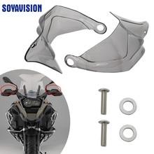 Dla BMW akcesoria motocyklowe R 1200 GS ADV R1200GS LC F 800 GS przygoda S1000XR jelca ręka tarcza Protector szyby