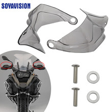 For BMW Motorcycle Accessories R 1200 GS ADV R1200GS LC F 800 GS Adventure S1000XR Handguard Hand shield Protector Windshield