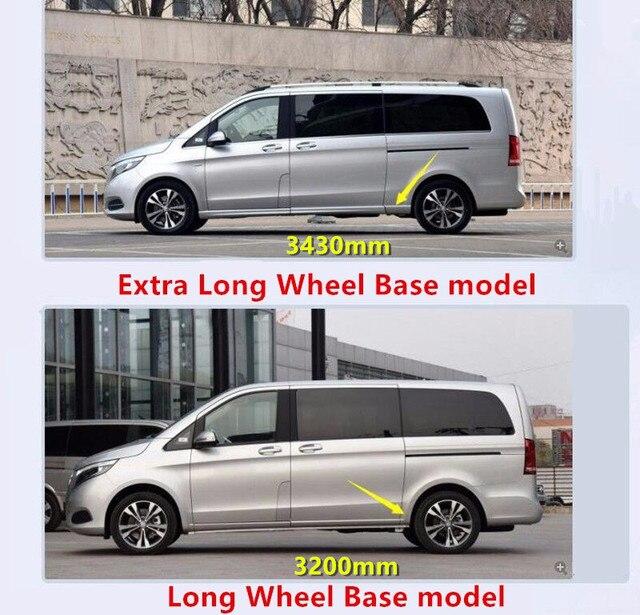 APTO Para Mercedes Benz V Classe Metris W447 2014 2018 ABS Acessórios Do