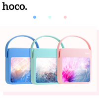 HOCO fashion 8000 mAh 18650 2USB Power Bank Portable External Battery Mobile Phone Charger Comes Dual input with 2 in 1 cable