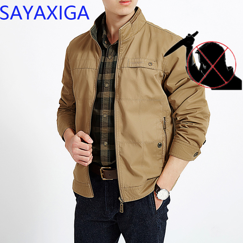 new arrival high qulaity Male winter thick stand collar jacket obese casual down coat plus size