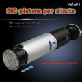 leten x-9 10 frequency piston push male masturbator artificial vagina role men x male hands free masturbator sex toys for men
