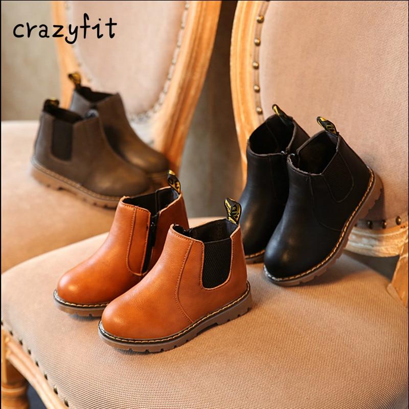 Pavasario rudenį berniukai mergaičių batai vaikams batai vaikai - Kūdikių avalynė
