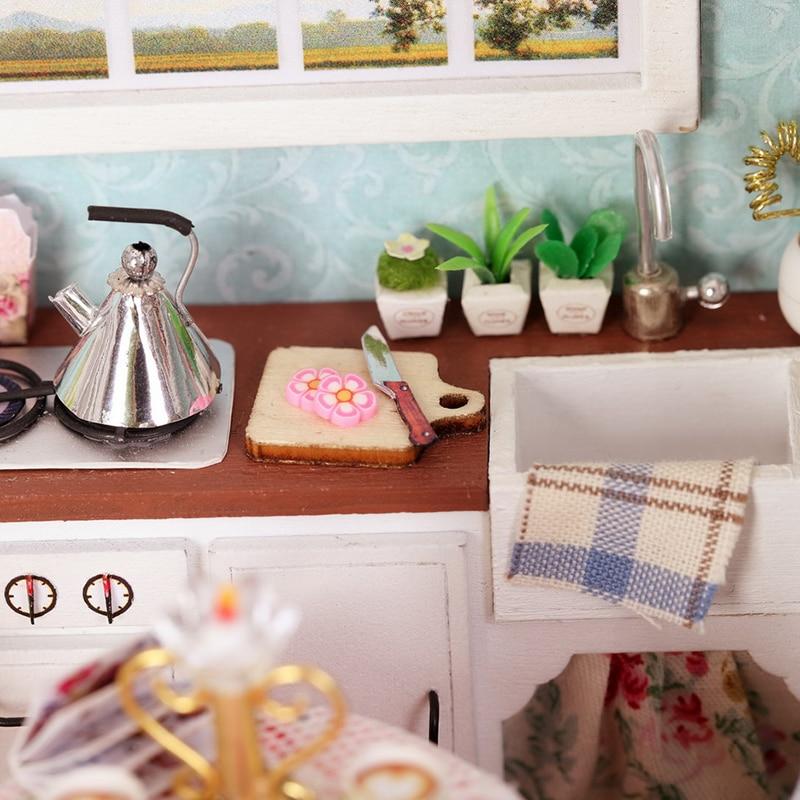 Casas de Boneca boneca em miniatura casa de Marca : Cutebee
