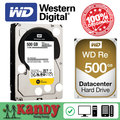 Western Digital WD RE 500GB hdd sata 3.5 disco duro interno internal hard disk harddisk hard drive disque dur desktop hdd server