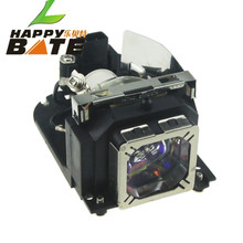 Compatible Projector lamp POA-LMP129 / 610-341-7493 with housing for PLC-XW65 PLC-XW65K projectors free shipping lamtop compatible projector lamp 610 349 7518 for plc xd2600