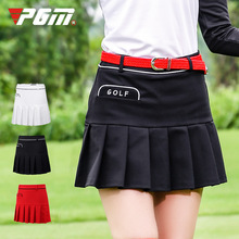 Высококачественная Женская одежда, Женская Спортивная юбка на молнии, модные плиссированные шорты для гольфа, безопасные шорты для тенниса, мягкая приятная для кожи юбка