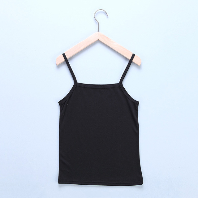 Women Sexy Top 2019 Summer Solid Color Soft Fabric Camisole Bottoming  Slim Fit Femme Vest Sexy Feminino Vest