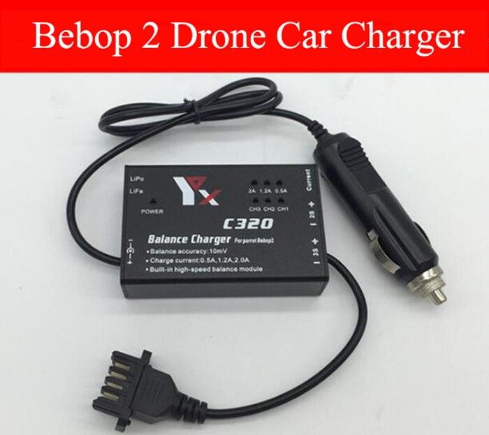 parrot bebop 2 drone fpv car charger 12 6v 2a quick battery charging outdoor for rc parrot bebop. Black Bedroom Furniture Sets. Home Design Ideas