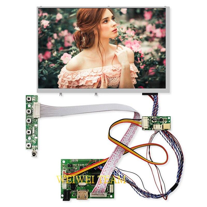 1280X800 8.2 pouces écran pour Raspberry Pi 3 modèle B + IPS TFT LCD affichage HDMI à 40 broches lvds contrôleur carte BP082WX1-100