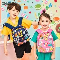 Kid's School Bag Cartoon mochilas Children's School Backpacks Kindergarten mochila School Backpack For Girls