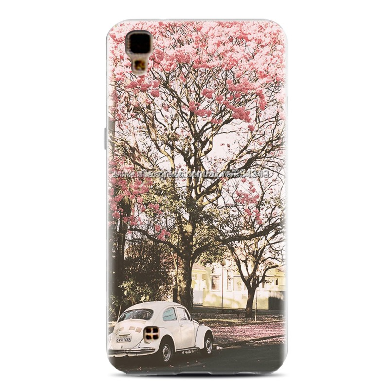 US $9 98 |For LG X Power case ,New Fashion Girl Flower Painting Hard PC  Plastic Phone Case For Fundas LG Xpower Flip Cover -in Half-wrapped Case  from