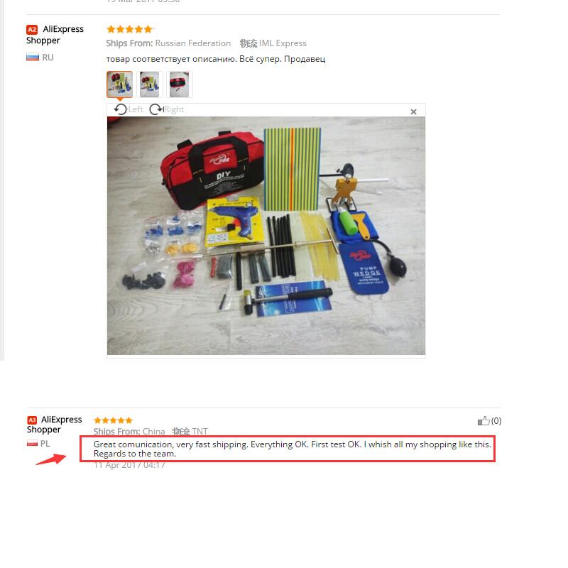 Купить PDR Tools Kit Желтый Отражатель Доска Отражения Совета Дент Съемник мини Присоски Для Удаления Дент Дент Lifter Клей Вкладки ремонт дешево