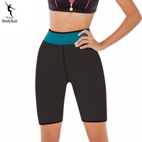 Neoprene Bodysuit Women Control Pants Slimming Hot Shapers Slimming Body Pants Control Panties Super Stretch Body