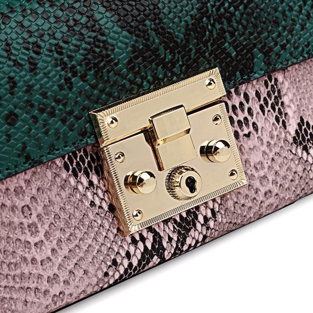 ZOOLER genuine leather bag women luxury handbags women bags designer chain shoulder bags crossbody bags for women  1911