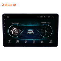 Seicane 10.1 inch Car Multimedia Player Android 8.1 GPS Auto radio 2 Din for 2018 2019 Honda Crider with Bluetooth WIFI AUX