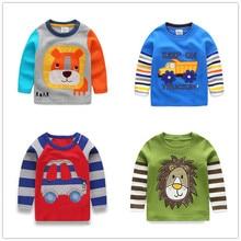 Блуза vidmid лев тис boy кардиган свитер baby футболки мальчики рубашки