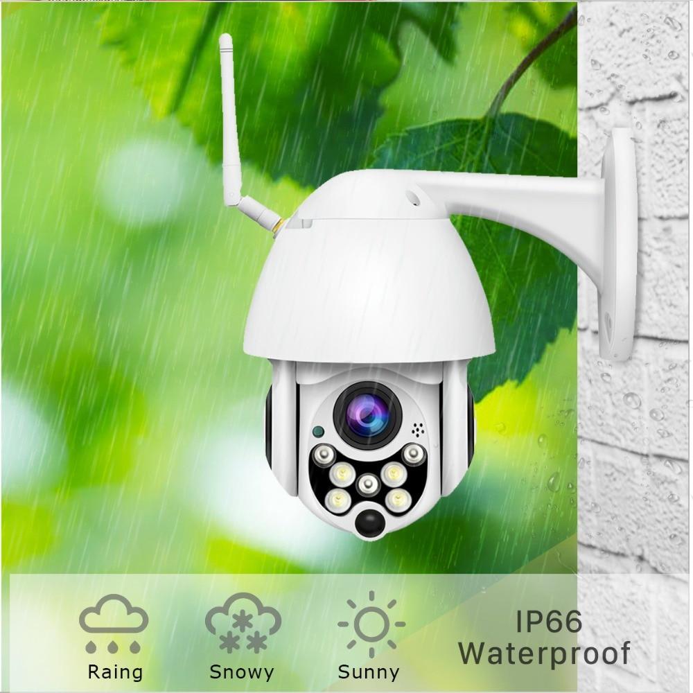 HTB1MP6UJ3HqK1RjSZFgq6y7JXXaL BESDER 1080P Cloud Storage Wireless PTZ IP Camera 4X Digital Zoom Speed Dome Camera Outdoor WIFI Audio P2P CCTV Surveillance